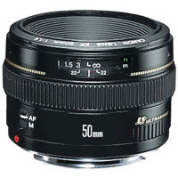 Canon 50mm f/1.4 USM EF Review Round-Up