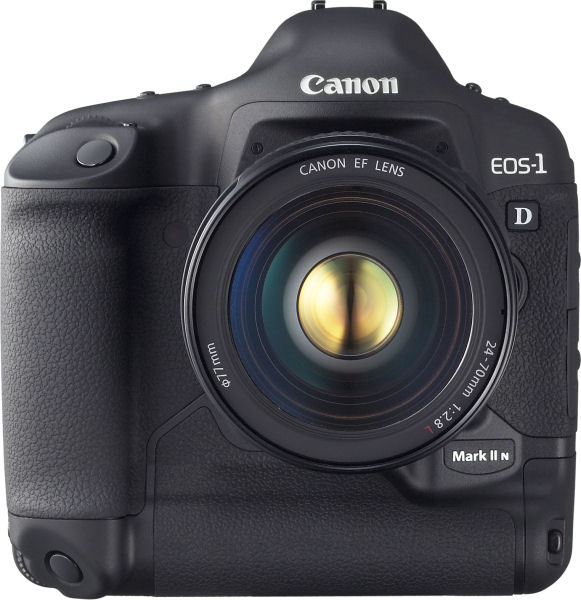 Canon EOS 1D Mark II N Review Round-Up