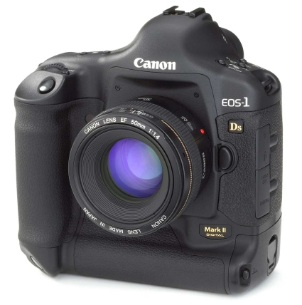 Canon EOS 1D Mark II Review Round-Up