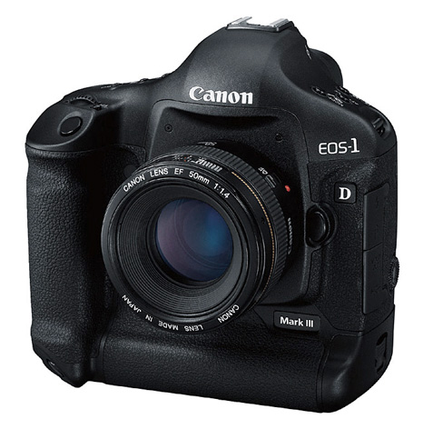 Canon EOS 1D Mark III Review Round-Up