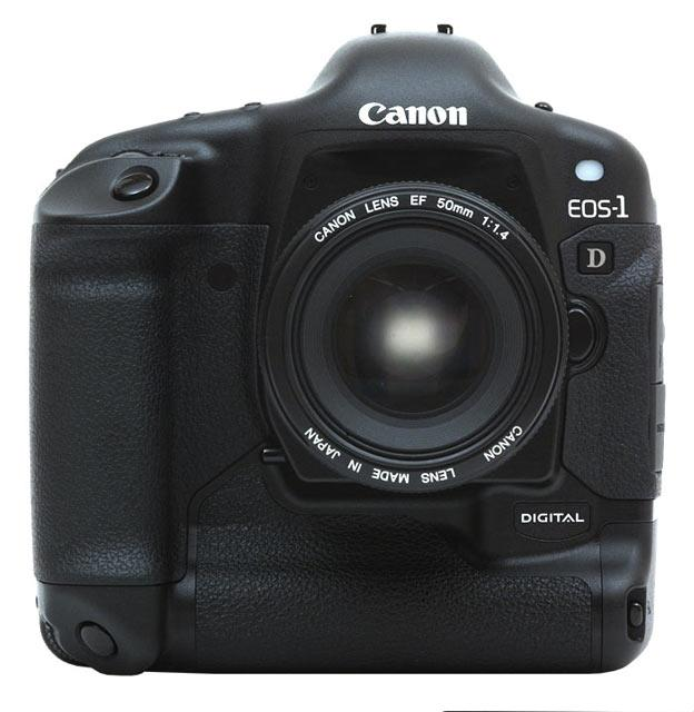 Canon EOS 1D Review Round-Up