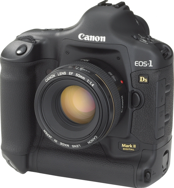 Canon EOS 1Ds Mark II Review Round-Up