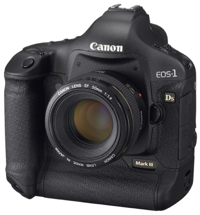 Canon EOS 1Ds Mark III Review Round-Up