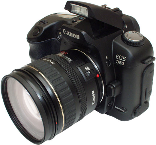 Canon EOS D60 Review Round-Up