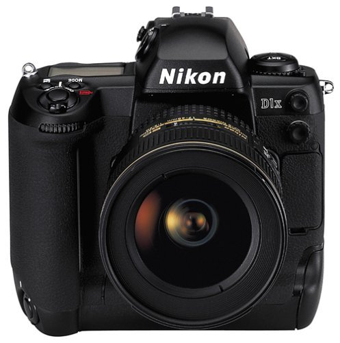 Nikon D1X Review Round-Up