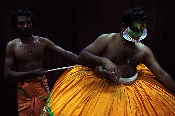 Kathakali: Kerala's Dance-Drama