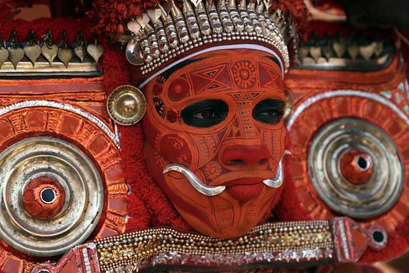 Theyyams of Malabar: Incarnate Deities