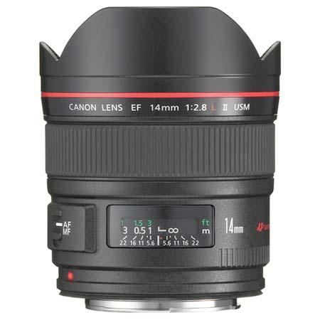 Canon 14mm f/2.8L II USM EF Review Round-Up