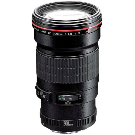 Canon 200mm f/2.8 L USM II EF Review Round-Up