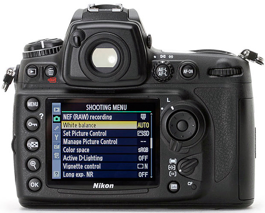 Of the cameras tested, the D700 is the most full-featured and the most likely to satisfy the working professional photographer. Naturally, the sheer number of functions -- and the number options within certain items -- do require study of the instruction manual plus experimentation.