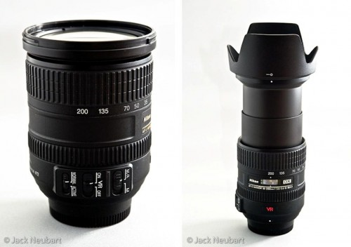 Nikon 18-200mm f/3.5-5.6G IF-ED AF-S DX VR Nikkor Review