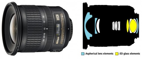 Aside from the technical improvements in digitally-optimized lenses, the latest zooms are available in the very short focal lengths (such as 10-24mm) that are necessary for true ultra wide angle effects with a DSLR that uses the typical size sensor. While some very short single focal length lenses were made in the past (for 35mm SLRs), those are unlikely to produce equally impressive results with a D90, as discussed in the text. (c) 2009 Peter K. Burian