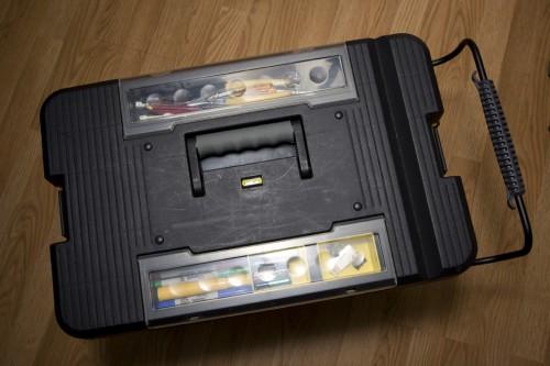 DIY Photo Case