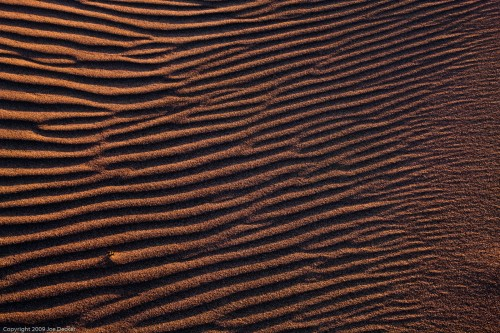 Introduction to Death Valley: Part I, the Sand Dunes