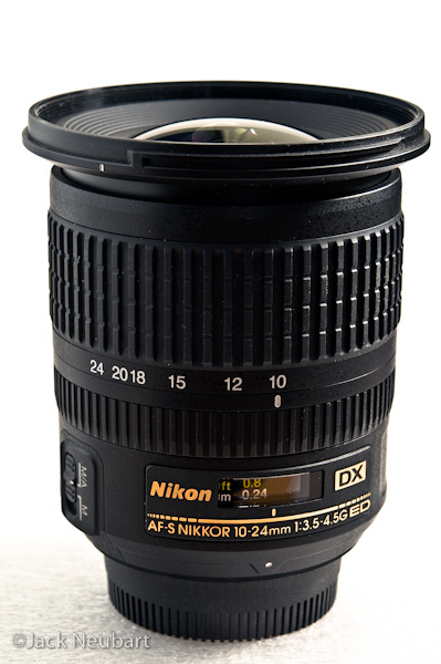 Nikon AF-S DX Zoom-Nikkor 10-24mm f/3.5~4.5G ED Lens Review