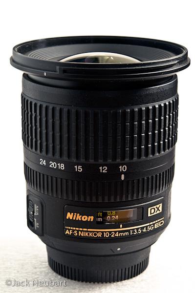 Nikon AF-S DX Zoom-Nikkor 10-24mm f/3.5~4.5G ED Lens Review