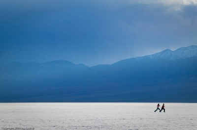Capoeira Storm, Badwater, Death Valley