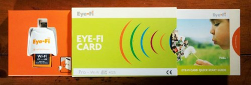 Product Review: Eye-Fi Pro