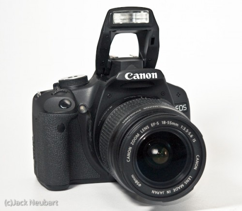 Canon Rebel T1i (EOS 500D) Review: Field Test Report