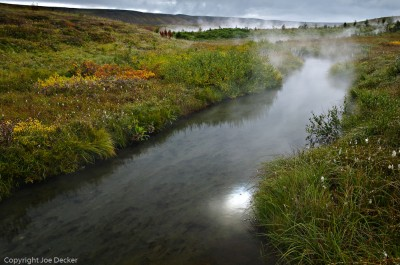 Hot Stream, Husavik, Iceland