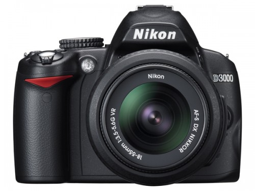 Nikon D3000 Review: Field Test Report