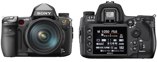 Sony Alpha A850 Digital SLR Review: Field Test Report