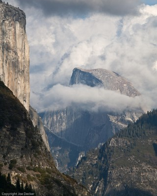 Layers, Yosemite National Park, California