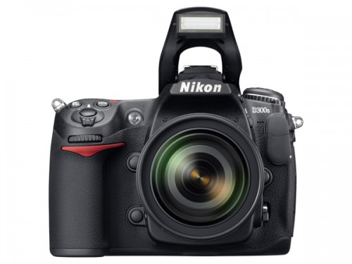 <strong>Nikon D300S--front of camera.</strong> The Nikon D300S is a solidly built 12.3 MP CMOS DSLR that exhibits solid performance. It's not revolutionary, but is definitely a step up the ladder, compared to the original D300. <strong><i>Photo courtesy Nikon.</strong></i>
