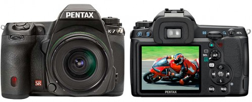 Pentax K-7 Digital SLR Camera: Field Test Report