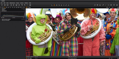 First time users of the Capture One 5 programs may want to get started with the simple tools available in Quick Adjust but frankly, those options cannot provide the great versatility that's possible with the many other available tools.  ©2009 Peter K. Burian