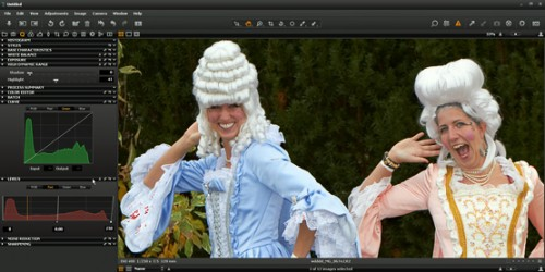 It's well worth paying extra for Capture One Pro 5 (vs. the Standard 5 version) in order to get advanced tools such as RGB Levels and Curves. This item allows for adjusting individual color channels making it easy to achieve exactly the desired effect.  ©2009 Peter K. Burian