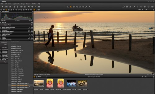 Capture One Pro 5 provided absolutely fabulous image quality with ISO 200 to 400 RAW captures made by the Nikon D700. I found the many Creative Styles made it easy and quick to achieve the perfect results for any image.  ©2009 Peter K. Burian