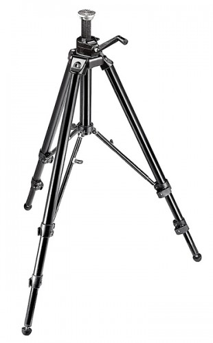 Q and A: What is the best type of tripod to use when shooting in video mode with a DSLR camera?
