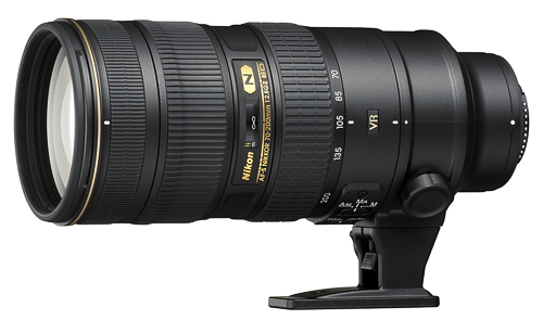 Nikon 70-200mm f/2.8G AF-S ED VR II Lens Review: Field Test Report