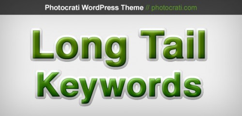 See How You're Doing With Long Tail Keywords