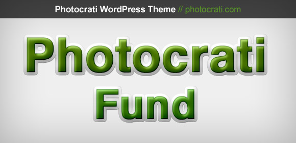 $5000 Photocrati Fund Grant Competition Now Open for 2014