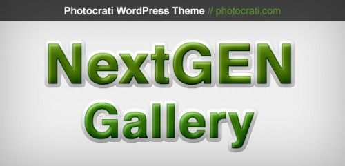 Our First NextGEN Gallery Update Now Available