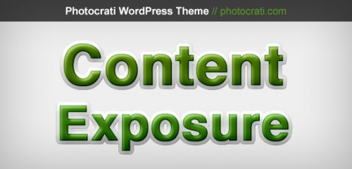 Greater Content Exposure By Being Personal