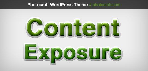 Content Exposure