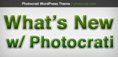 Photocrati 4.5.1 Available