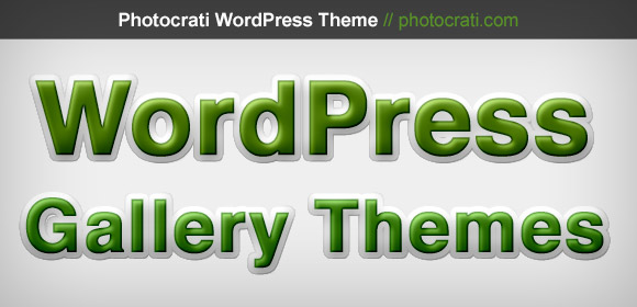 wordpress gallery themes