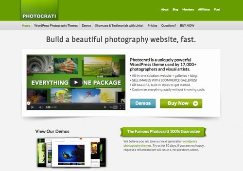 Photocrati Black Friday & Cyber Monday Deals – Some From Our Friends Too