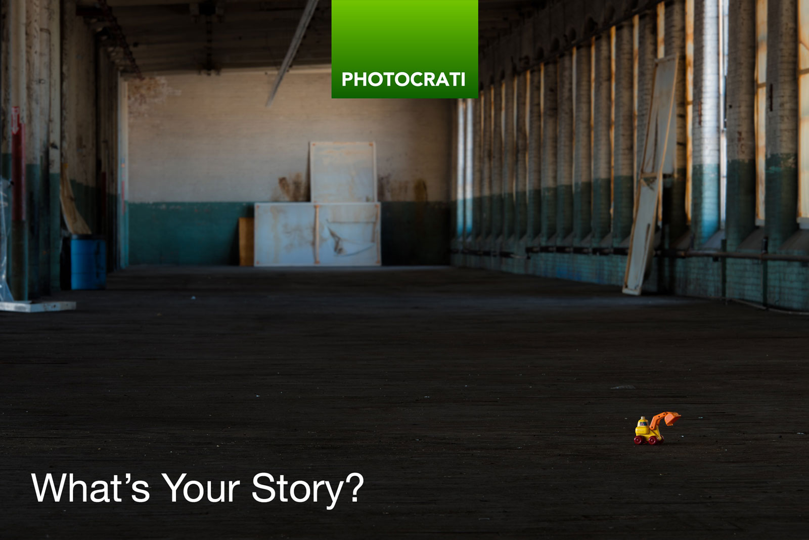 your story your about page