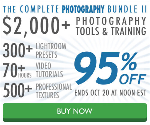 This Photography Offer Ends In 5 Days