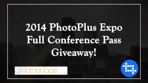 How To Attend 2014 PhotoPlus Expo Free