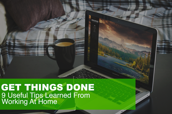 Get Things Done – How To Stay Organized