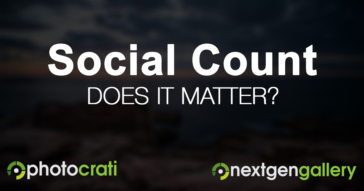 Does Social Follow Count Really Matter?