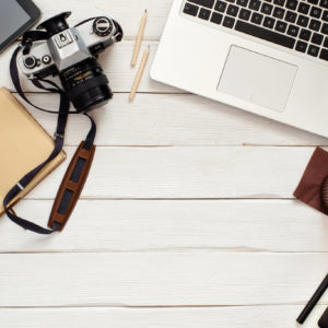 How to Set Up a Photography Portfolio That Sells