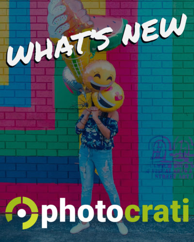 whats new with photocrati