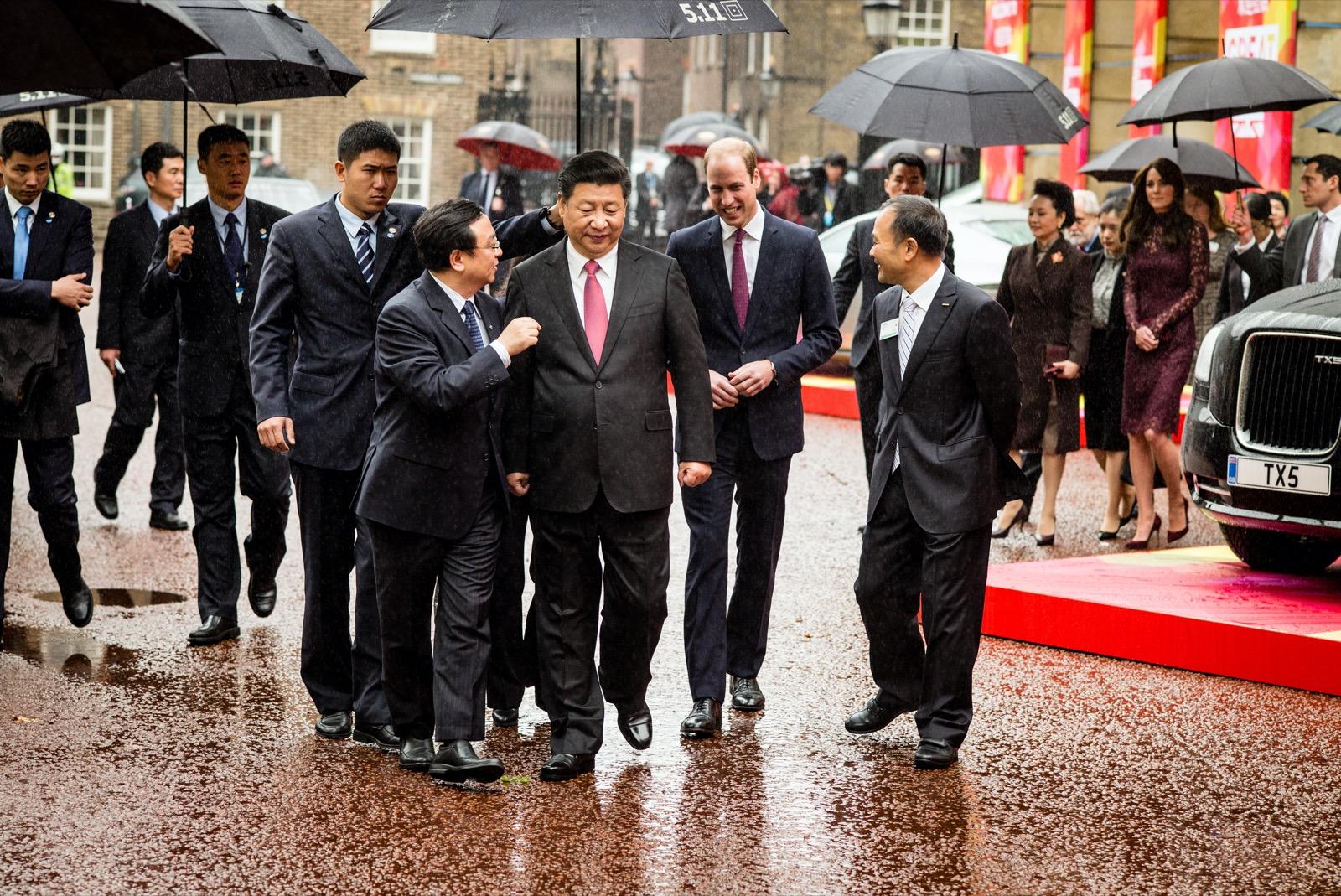 Xi Jinping with my Leica manual